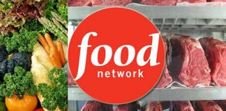 Food Network canale 33 digitale terrestre