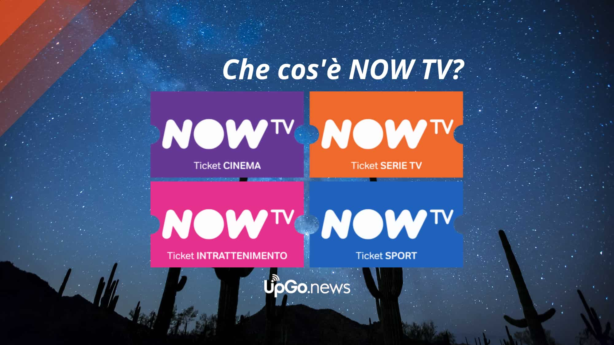 Che cosa è Now Tv