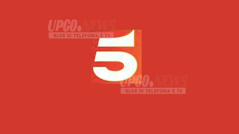 Canale 5 logo 2018