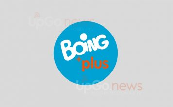 Boing Plus, logo del canale