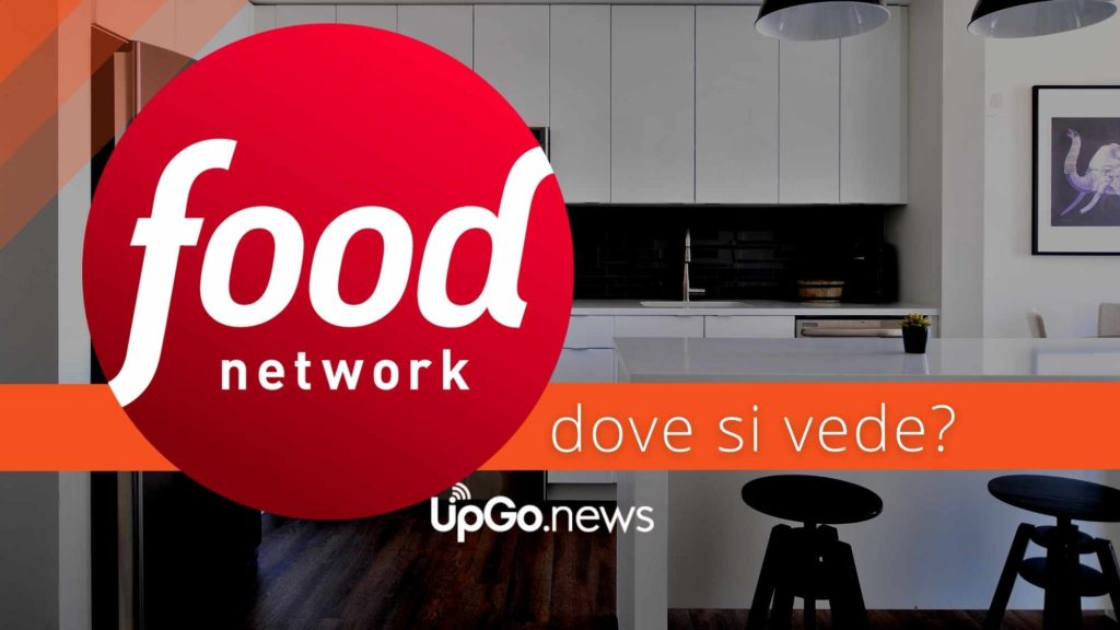 Dove si vede Food Network